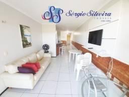 Apartamento para venda no Aquaville Resort com 3 suítes Porto das Dunas