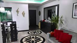 Apto 122,00m² 3D mobiliado condominio rua sem saida Santo Antonio