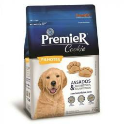 Cookie premier para cães filhotes 250g