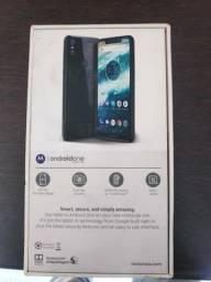 Vendo Celular Motorola One 800,00