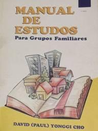 Manual De Estudos Para Grupos Familiares