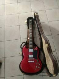 Guitarra Epiphone SG made by Gibson USA