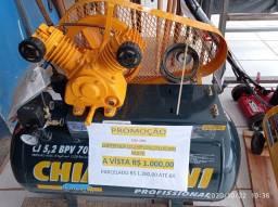 Compressor CJ5,2+BPV70L/120LBS sem motor