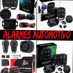 Alarmes Automotivo: ganha instalação