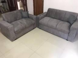 Conjunto sofá