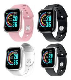 Smartwatch Relógio Inteligente D20 Y68 Android/ios Promoção