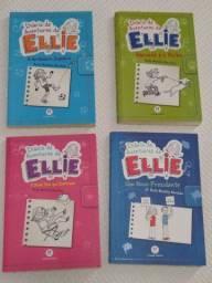Kit livros Diario De Aventuras Da Ellie