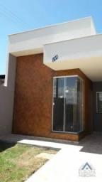 Casa com 2 dormitórios à venda, 68 m² por R$ 190.000,00 - Columbia - Londrina/PR