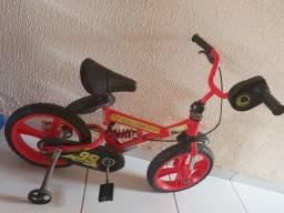 Bicicleta Relâmpago McQueen
