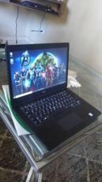 Dell core i5-com ssd-tela touch e full hd- potente-home office e estudo