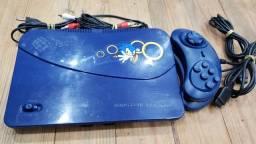 Master System 132 jogos - Aceito Cartão