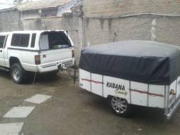 Reboque Trabucar Kabana Camp