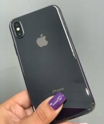 IPhone X 64GB - Preto Usado com Garantia