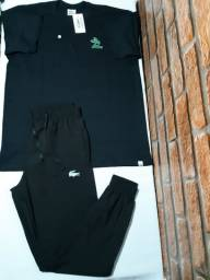 Conjunto Calça e Camisa  - (P, M, G, GG).
