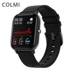 Relógio Smartwatch Colmi P8 IOS Android Original