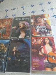 Vendo DVDs originais em perfeito estado