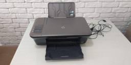 Impressora Hp 1055 Sem Cartuchos Preto - Semi Nova