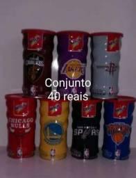 Latas NBA Nescau