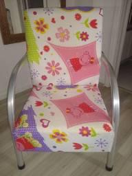Cadeira infantil Peppa Pig