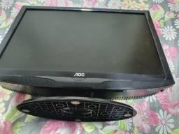 Dendo esta tv sem defeito hd  fina