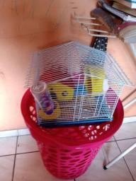 Vende-se gaiola hamster