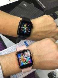 Smartwatch Iwo x7 Pronta Entrega - Pode colocar Foto de fundo!!!