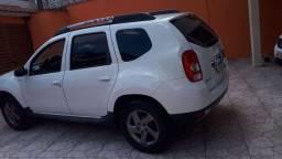 Renault duster branco versão 4x4 D