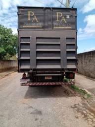 Plataforma de truck