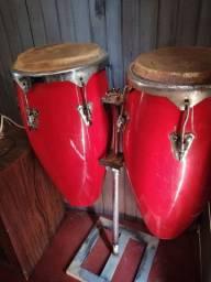 Conga dupla ( instrumento musical)