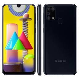 Samsung Galaxy M31 Lacrado - R$700,00 de Desconto