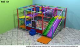 Título do anúncio: Fabrica e Reforma de Brinquedão