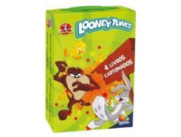 Livros looney tunes 4 livros