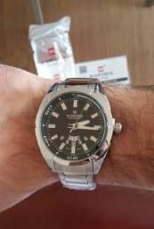 Relógio Masculino Naviforce - 9038M Prova D'água