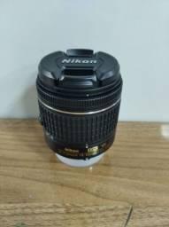 Lente Nikon 18-55m AF-P DX VR 3.5/ SG