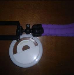 Kit Ring light e tripé grande promoção