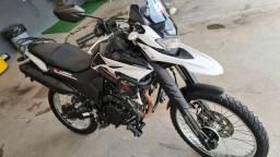 Xtz Lander 250cc blueflex ABS 2020