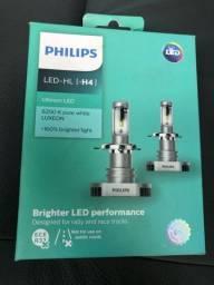 Lâmpadas Philips H4 de ledes