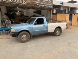 Ranger XLT Com Direção 4x2 Gasolina Econômica Alongada