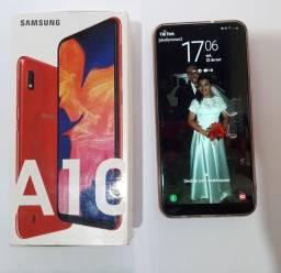 Samsung A10 em Ótimo estado