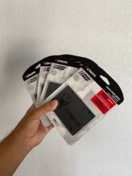 SSD Kingston 120GB preço de custo para levar os 4