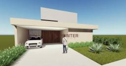 Casa nova em condomínio, térrea, 3 Suítes com 150 M², R$: 599.000,00, Condomínio Fechado A