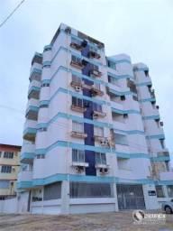 Apartamento com 3 dormitórios para alugar, 90 m² por R$ 1.000,00/mês - Destacado - Salinóp