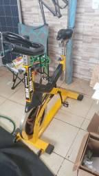 Bicicleta de spinning - Bike academia