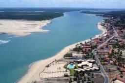Terreno á venda em Barra de Cunhaú
