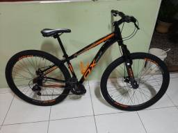 Bicicleta Oggi Ox Shimano quadro 15 aro 29