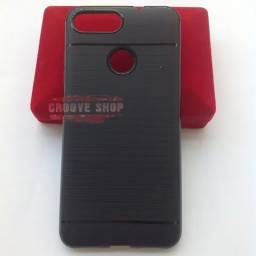 Capinha Asus Zenfone Max Plus M1 Zb570tl Capa + Pelicula
