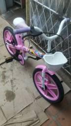 Bicicleta feminina toda linda