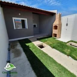 Casa à venda, 80 m² por R$ 140.000,00 - Jabuti - Itaitinga/CE
