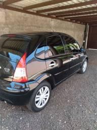 Carro C3 já financiado ano 2010 completo