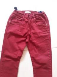 Calça jeans tqm 10